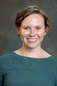 Danielle A. Macdonald, Assistant Professor of Anthropology