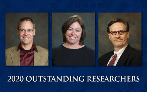 outstanding researchers